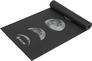 Incline Fit Yoga Mat Anti Slip Printed Yoga Mat & 6mm) - Thick & Non Slip Exercise Mat for Yoga, Pilates, Stretching, Meditation, Floor & Fitness Exercises