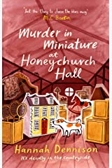 Murder in Miniature at Honeychurch Hall (English Edition) Format Kindle