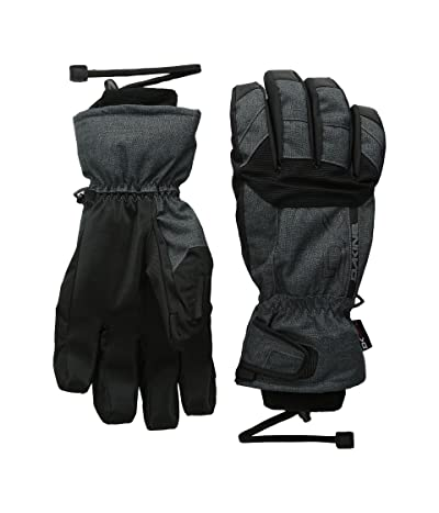 Dakine Scout Short Glove (Carbon) Snowboard Gloves