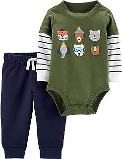 Baby Boys' Bodysuit Pant Sets 121h164