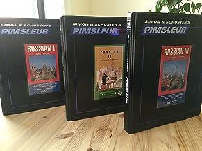 Pimsleur Comprehensive RUSSIAN Level 1 2 3 (48 Cds) Audio Cd I II III