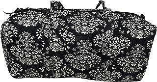 Vera Bradley Large Traveler Duffel Bag (Chandelier Noir)