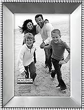 إطار صور من النيكل بلون ماركيز من تصميمات مالدن إنترناشيونال ديزاينز، 12.7 × 17.78 سم، نيكل