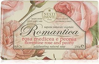 Nesti Dante Romantica Exhilarating Natural Soap - Florentine Rose & Peony 250g/8.8oz
