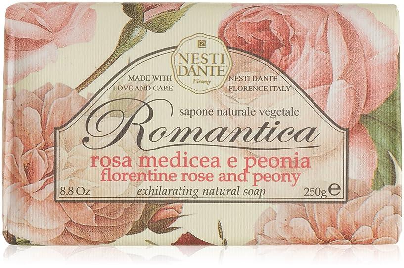 適切に指定資格ネスティダンテ ロマンティカソープ ローズ&ピオニー 250g