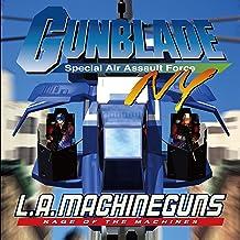 Gunblade NY & L.A. Machineguns Original Soundtrack