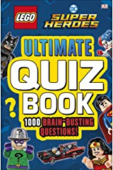 LEGO DC Comics Super Heroes Ultimate Quiz Book: 1000 Brain-Busting Questions Paperback