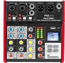 Mixer With Optical Input And Output