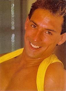* NO COVER * Garrisson Habsburg l Steve Cameron l Paul Coder l 12 Brazilian Beauties (Kristen Bjorn Gay Porn Stars) - November, 1989 Male Pictorial