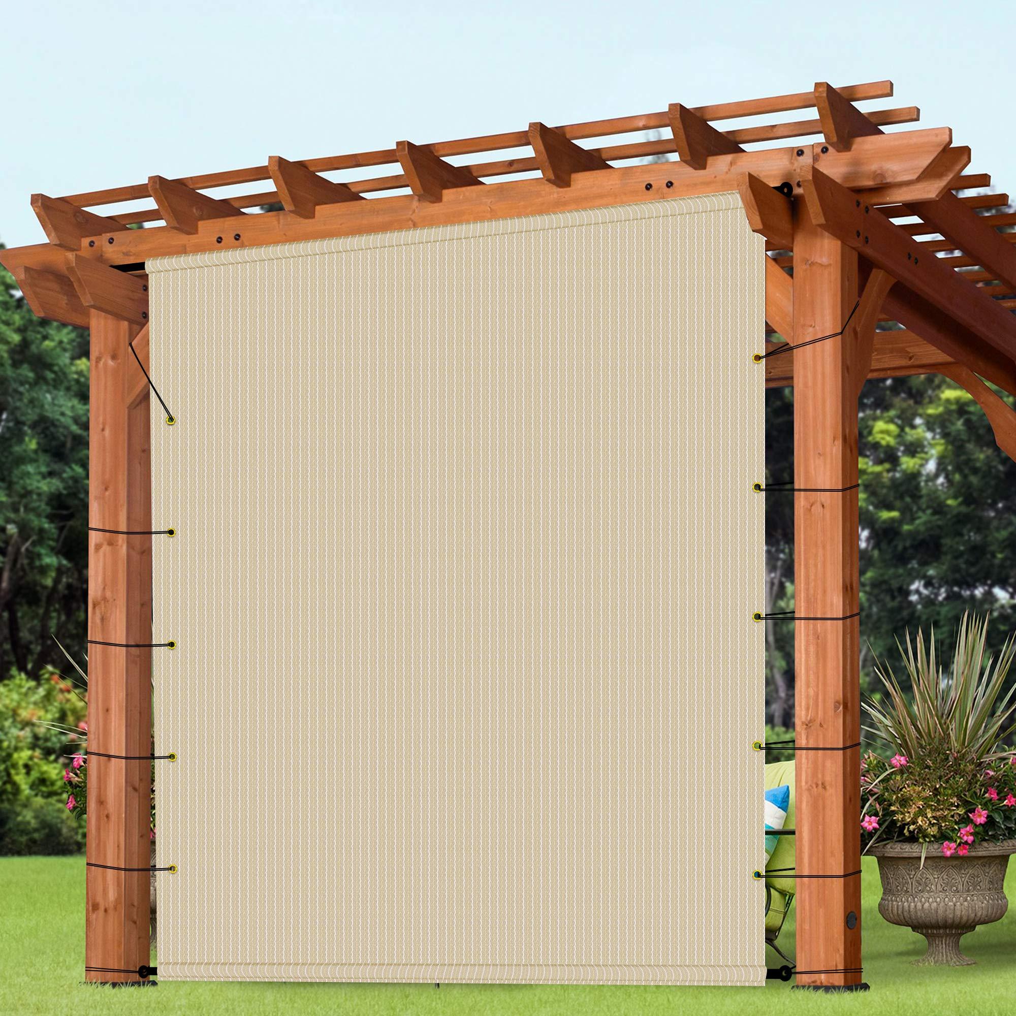 Toldo de repuesto universal para pérgola: Amazon.es: Jardín