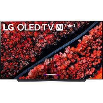 """LG OLED77C9PUB C9 Series 77"""" 4K Ultra HD Smart OLED TV (2019) (Renewed)"""
