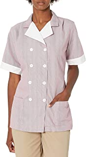 Red Kap Women's Double Breasted Tunic