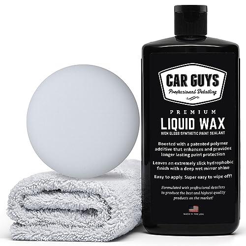 Best Car Wax For Black Cars >> Best Car Wax Amazon Com