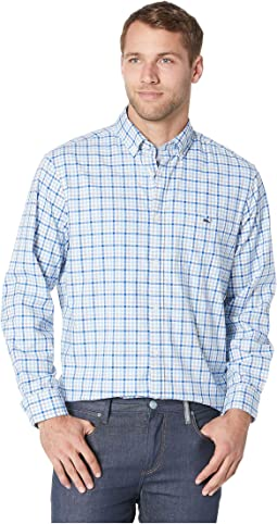 Pondview Plaid Classic Tucker Shirt