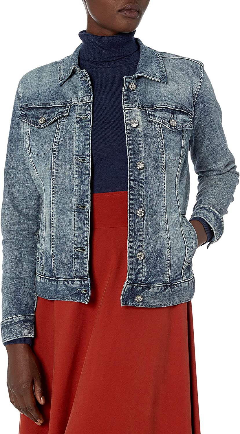 Colorado Springs Mall Laurie Felt Women's Classic Denim NEW before selling Jacket