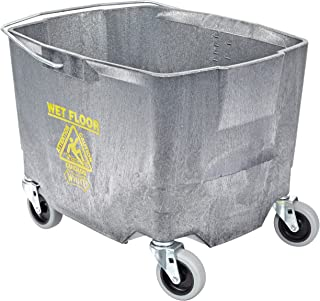 Impact 2635-3G Polyethylene Mop Bucket with 3