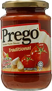Prego Pasta Sauce, Traditional, 350g