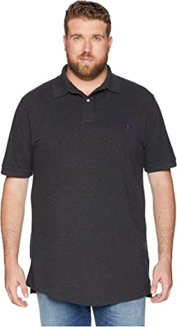 Big & Tall Classic Pique Polo