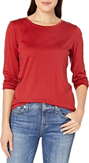 Pendleton Women's Long-Sleeve Merino Tee
