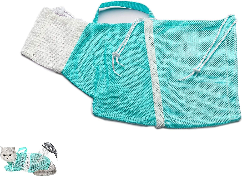 TOOAVIL Cat Grooming Shower Re Adjustable Bag Polyester Kansas Purchase City Mall
