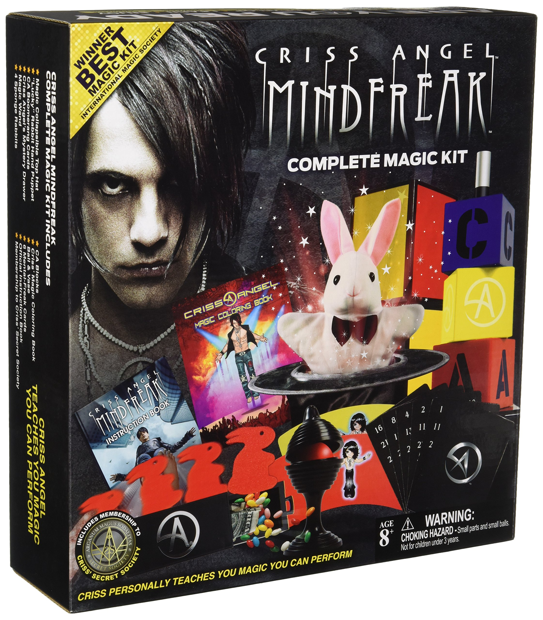 Criss Angel Complete Magic Kit