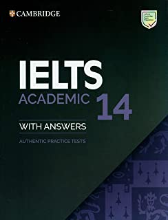IELTS 14 Academic Student`s Book with Answers without Audio