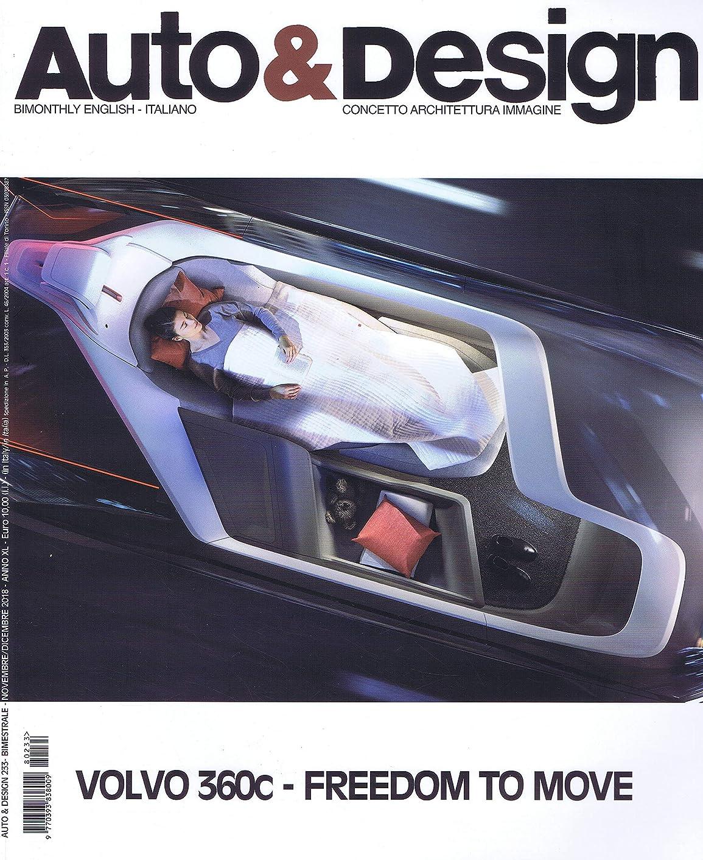 所有権バスルーム十二Auto & Design [IT] No. 233 N - D 2018 (単号)