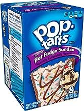 Pop Tarts Ice Cream Shoppe Hot Fudge Sundae Toaster Pastry - 8 per pack -- 24 packs per case.