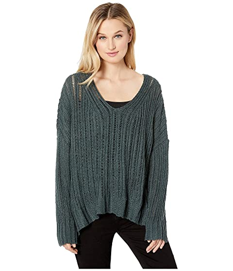 b349e0c46eee American Rose Melody V-Neck Sweater at Zappos.com