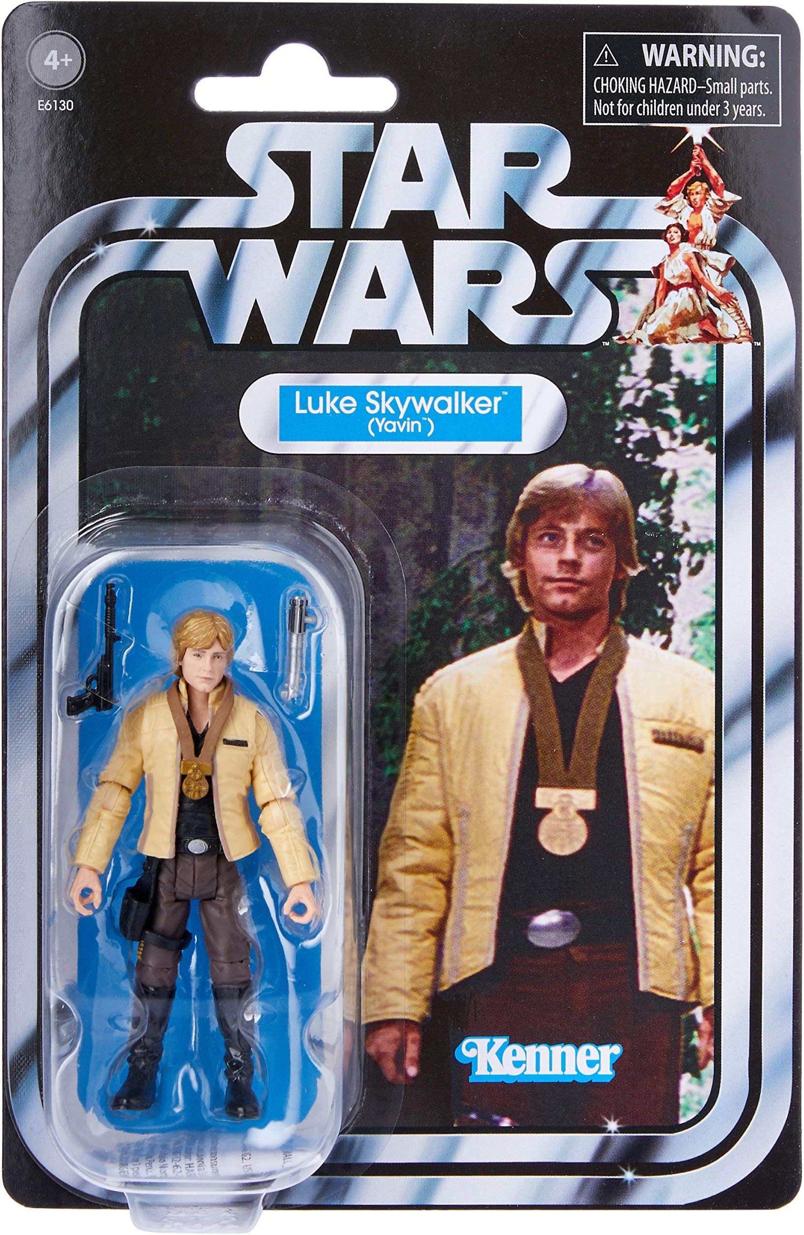 Star Wars Vintage Collection Yavin Pilot Pack Gold 2 Tiree Loose Complete