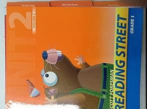 Scott Foresman: Reading Street, Grade 1, Unit 2, Vol. 2, Teacher's Edition