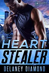 Heart Stealer (The Cordoba Agency Book 3) Kindle Edition