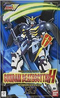 Bandai Hobby #07 1/100 Model W Series Deathscythe Hell High Grade Gundam Action Figure