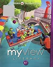 myView Literacy 2 Unit 1 - Texas Teacher's Edition