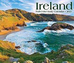 Ireland 2021 Box Calendar PDF