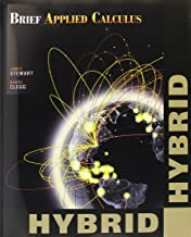 Brief Applied Calculus, Hybrid (with WebAssign Printed Access Card for Applied Math, Single-Term Courses)