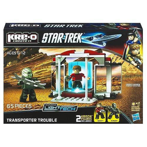 6 7 8 Pcs Star Trek Mini Figures NEW UK Seller Fits Major Brand Blocks Space