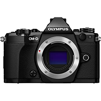 Olympus OM-D E-M5 Mark II (Black) (Body Only)