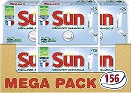 Sun Tout-En-1 Tablettes Lave-Vaisselle, Format Spé