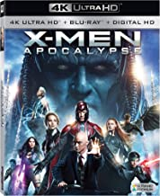 X-men: Apocalypse 4K Ultra HD