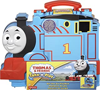 Fisher-Price Thomas & Friends Take-n-Play, On-the-Go Playbox