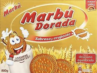 Mejor Galletas Maria Dorada Marbu de 2021 - Mejor valorados y revisados
