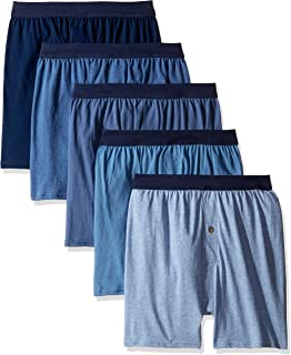 Men's 5-Pack Comfortsoft Boxer with ComfortFlex Waistbands