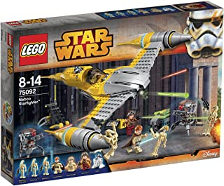 LEGO STAR WARS - Set Naboo Starfighter, Multicolor