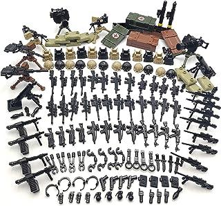 299 # Lego Figure Accessory Weapon Gun Black 2 Piece