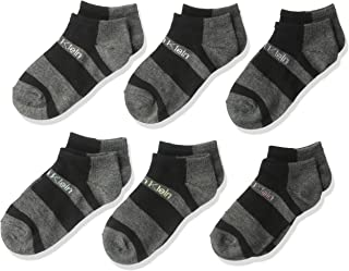 Calvin Klein Girls' Little Athletic Socks
