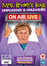 Mrs Brown's Boys: Unplugged & Unleashed - On Air Live