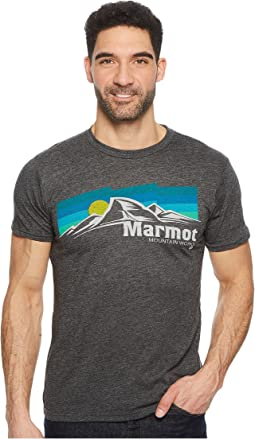 Marmot - Short Sleeve Sunsetter Tee