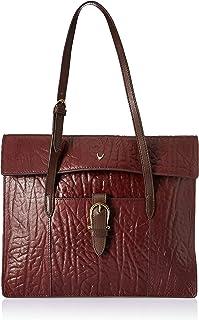Hidesign Women's Messenger Bag (Purple)