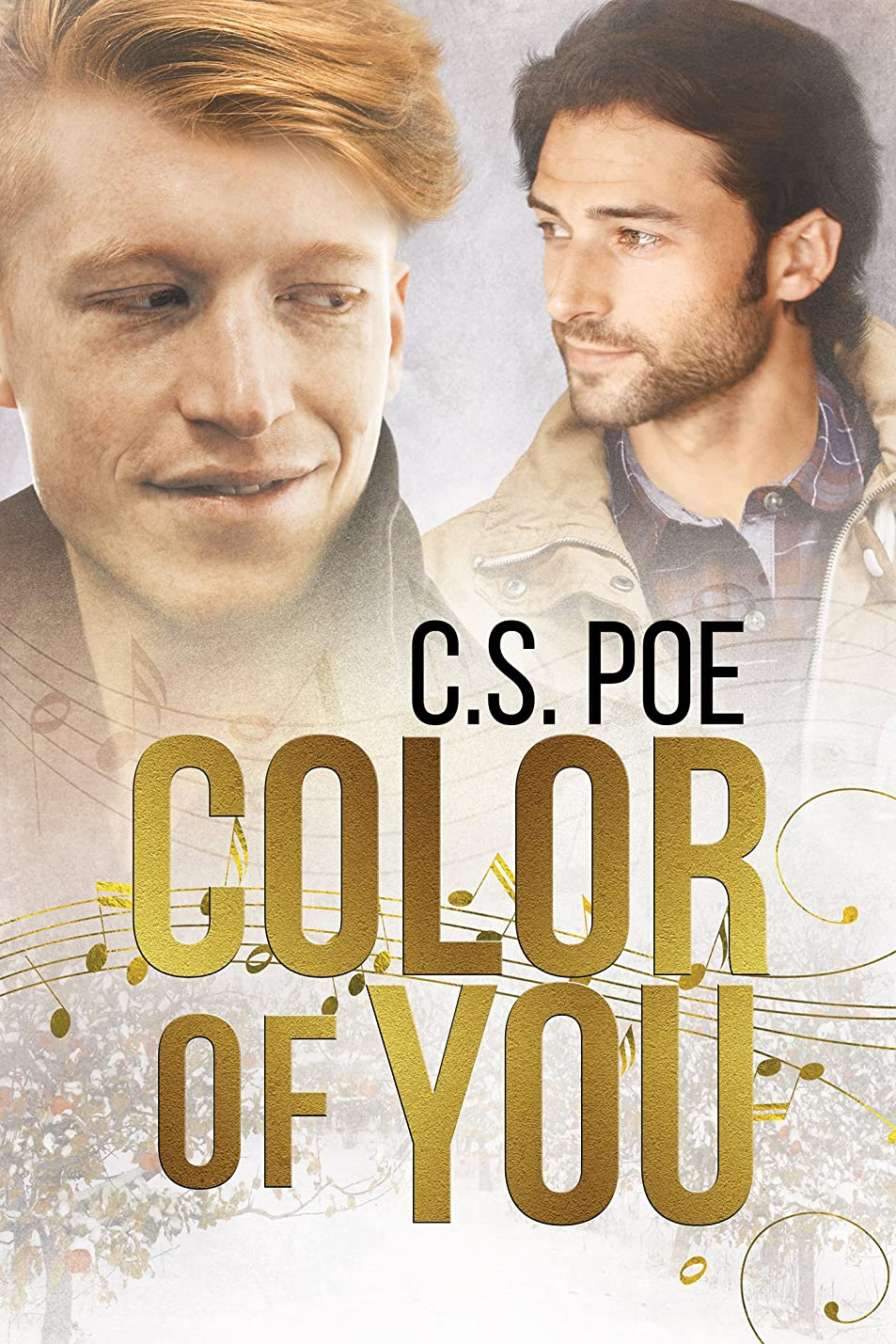 憤るバッジ反応するColor of You (English Edition)